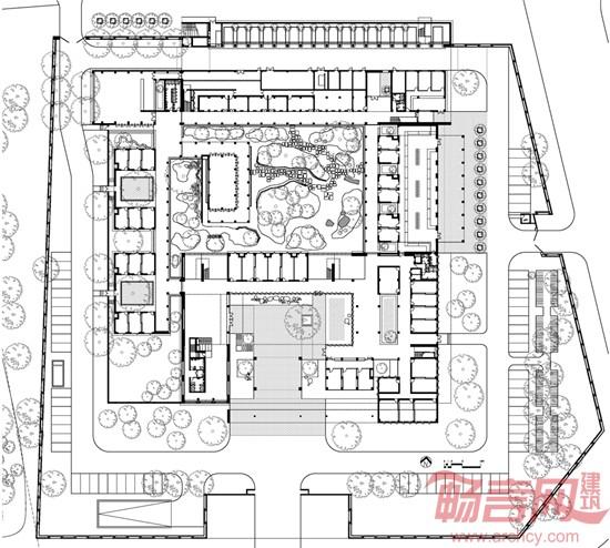 青浦练塘镇政府办公楼