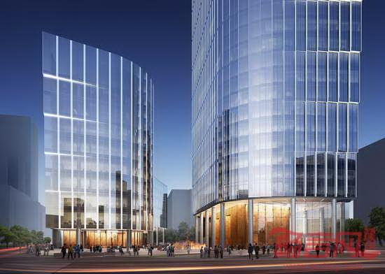 美国gp公司受托设计新华沙塔楼项目 -- 建筑畅言网