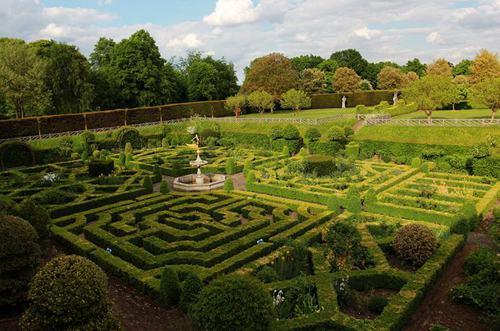 英国哈特菲尔德庄园图片