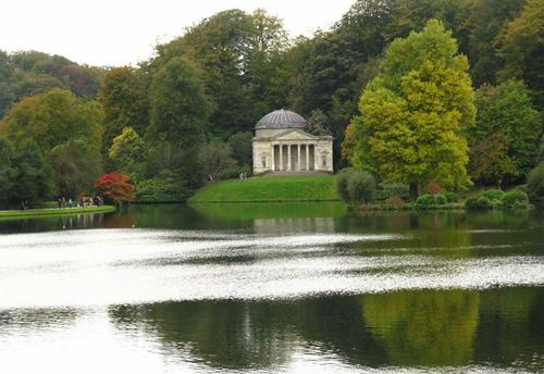 英国斯托海德庄园图片
