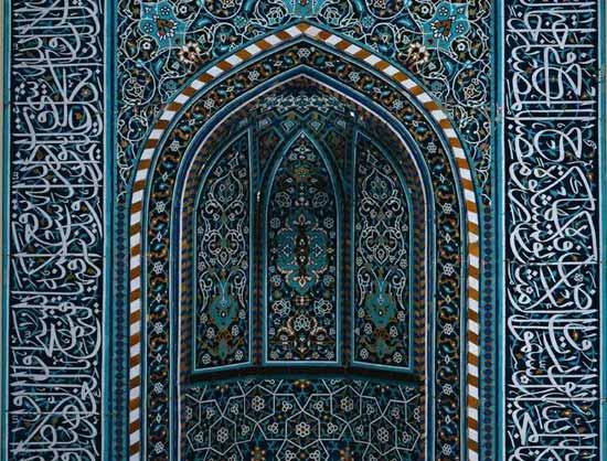 伊斯兰建筑艺术的装饰设计性