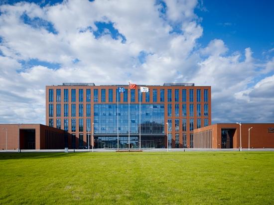 北京民用飞机技术研究中心101号科研办公楼
