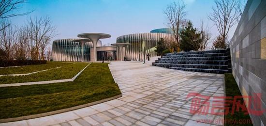 ddon笛东在景观设计上划分建筑体块v广场与同心圆两大广场,在前专业建筑设计的五大元素延续图片