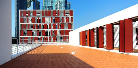 舍_设计作品:中国商务部驻印尼雅加达商务馆舍(2008-2014)