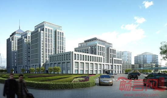 设计理念2: 彰显长安街气质,传承街道发展文脉.图片