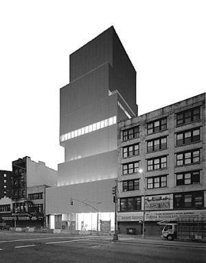 飘逸通透的建筑风格    以妹岛和世最为著名的作品金泽21世纪美术馆