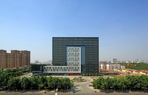 设计图纸及文字说明@中国建筑设计院