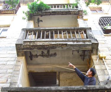 中式木结构房屋将重点检查柁头