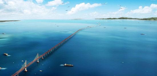 怎样到港珠澳大桥旅游