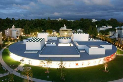 SANAA-金泽21世纪美术馆