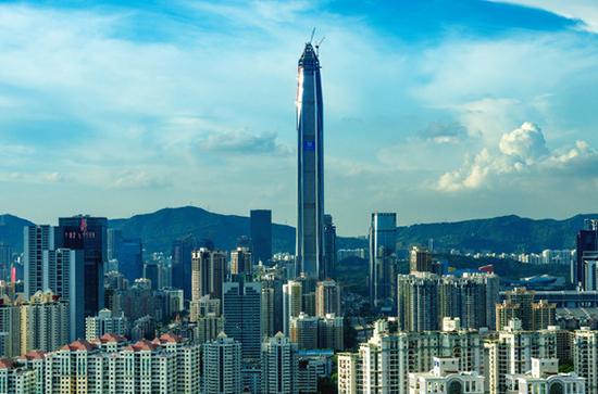 深圳平安金融中心:bim技术助力机电项目节省30%成本