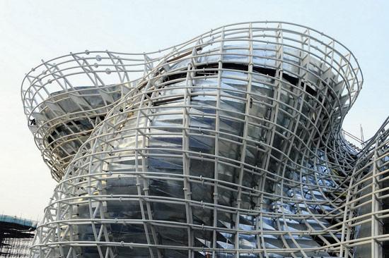 上海世博会西班牙国家馆图片