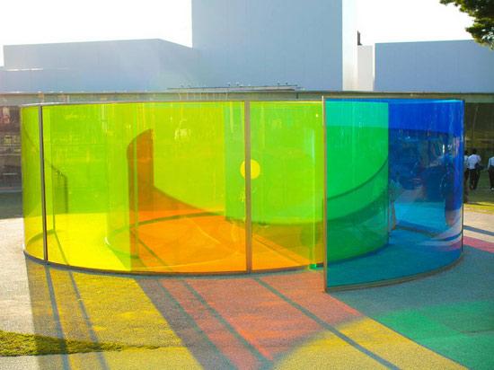 金泽21世纪美术馆 -- 建筑畅言网