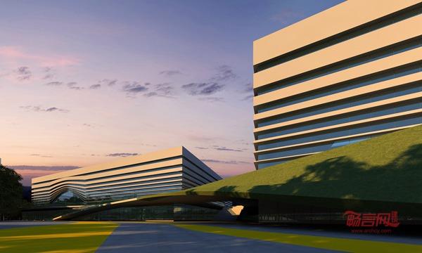 中南大学新校区体育馆投标方案图片