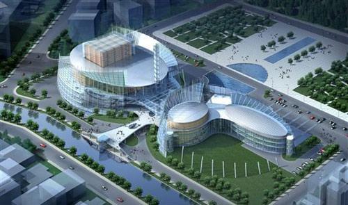 大型商业建筑低手工节分析的成本改造图纸技术汽车模型图片