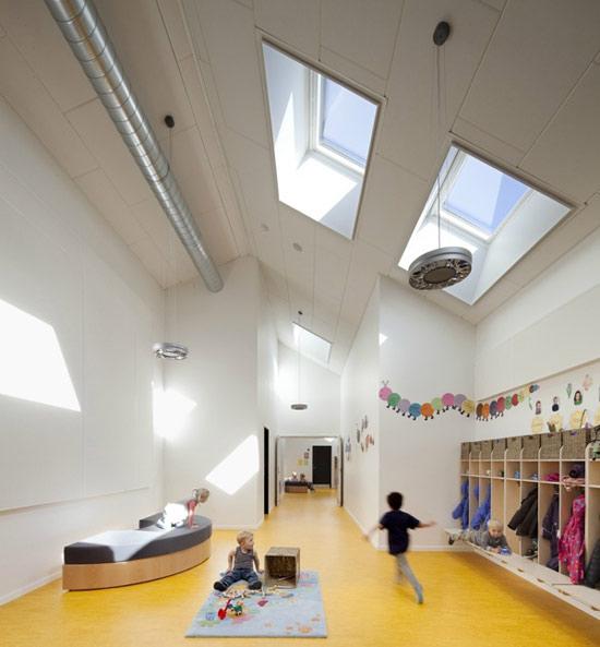 幼儿园手工制作房子窗户