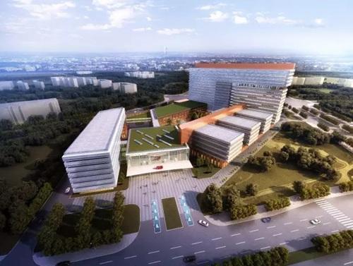 佛山市妇女儿童医院 -- 建筑畅言网