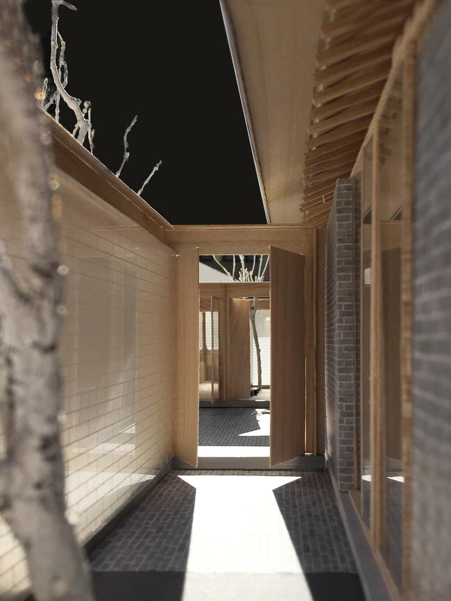 木木美术馆入口改造
