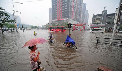 以河南省鹤壁市为例,海绵城市建设试点项目总投资32.