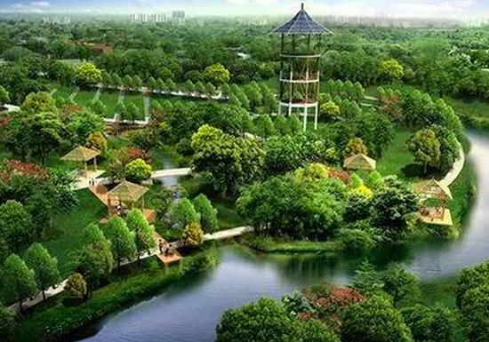 时评:生态性园林景观设计六大策略