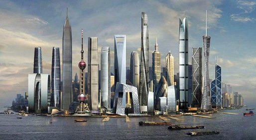 时评:地标建筑 是对一个时代最可取的生活方式的诠释