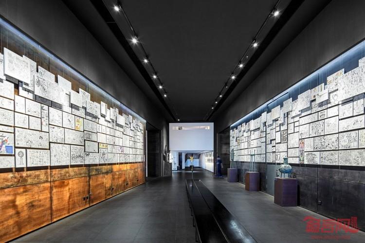 三磊设计:银川韩美林艺术馆图片