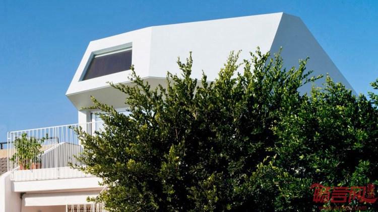 西班牙:Alicante度假住宅增建