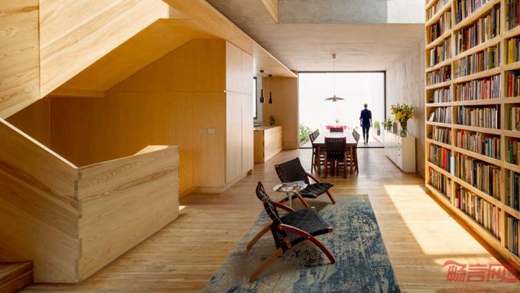 墨西哥:Cuernavaca住宅