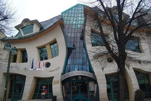 世界上最奇怪建筑(一)