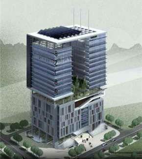 重庆建科院组织结构图