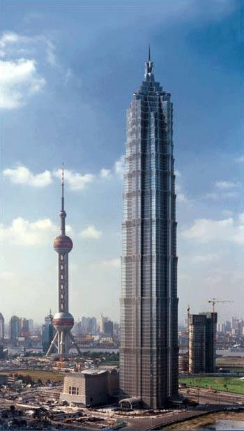 欧美高楼大厦简笔画