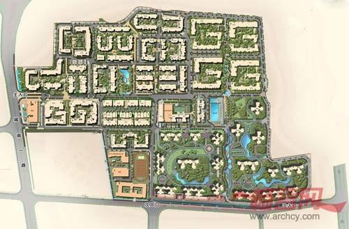 万科城市风景花园坐落在广东省中山市南区,北部与石岐区,东区相接