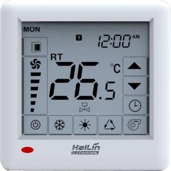 海林新款触摸屏温控器