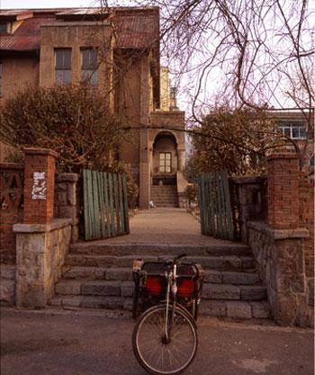 大连的欧式老房子(图片来源:百度)
