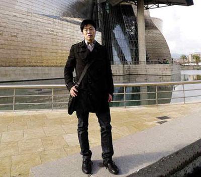 华南理工大学建筑设计研究院副院长倪阳(图片来源:百度)
