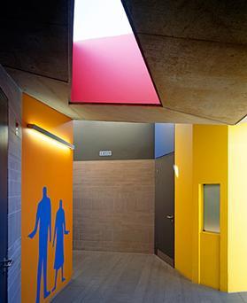 国外大师的公厕设计