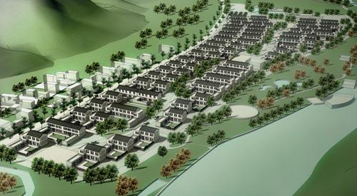具有地方特色的新农村住宅设计初探