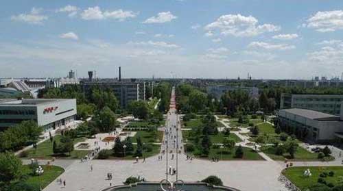 大学校园规划设计的整体观