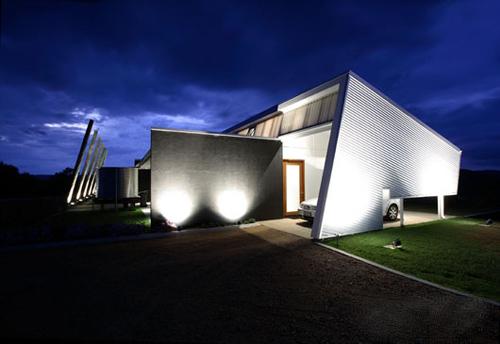 房子立体构成折纸步骤图