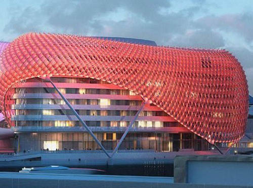 钢结构应成为建筑业中独立的门类