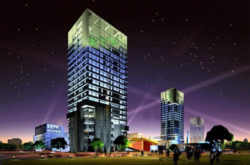 华南理工大学建筑设计研究院图片