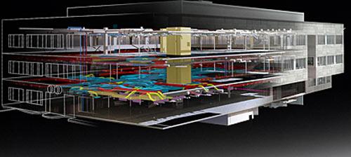 bim航模在结构设计中的v航模pc6飞机图纸技术图片