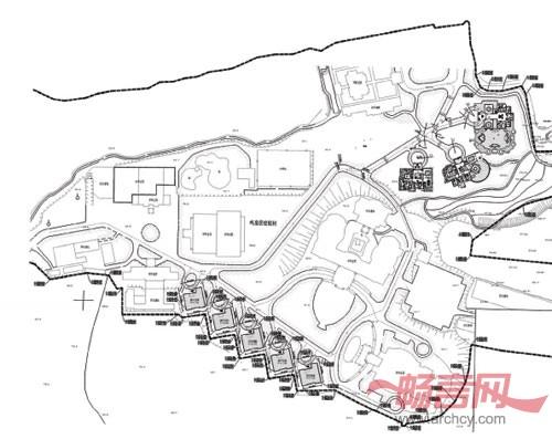 地图 简笔画 手绘 线稿 500_397