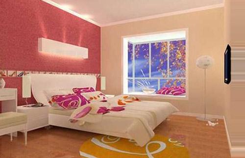 西安样板房装修设计_西安恒创装饰设计工程有限公司; 80平米小户型