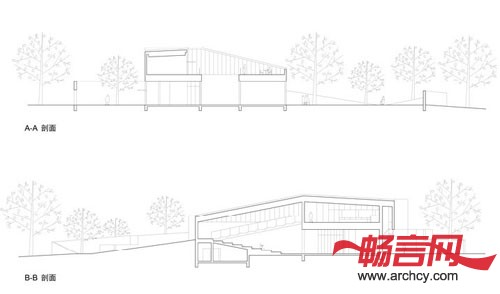 方所书店设计平面图