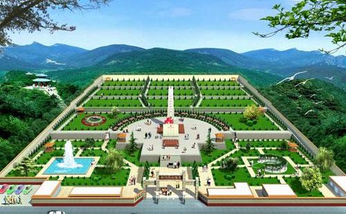 墓园建筑设计图片