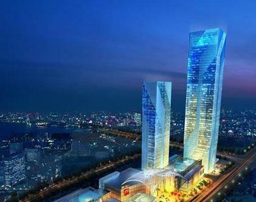 超高层设计建筑可持续办公发展月度趋势工作总结设计师