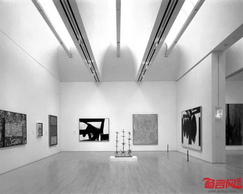 旧金山现代艺术博物馆 -- 畅言网