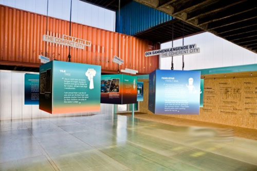 聚焦 五花八门的建筑设计之退役的集装箱 > 正文      这个气候展览馆