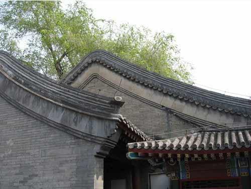中国古建筑的屋顶艺术